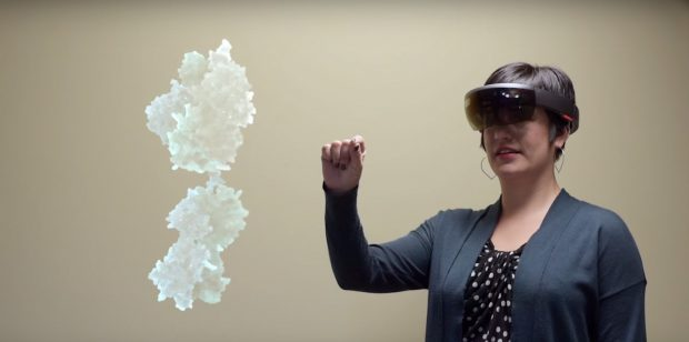 8ninths Explores Life Sciences with Virtual and Augmented Reality